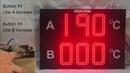 1.2RW Custronics 3 Digit 4to20ma LED Display