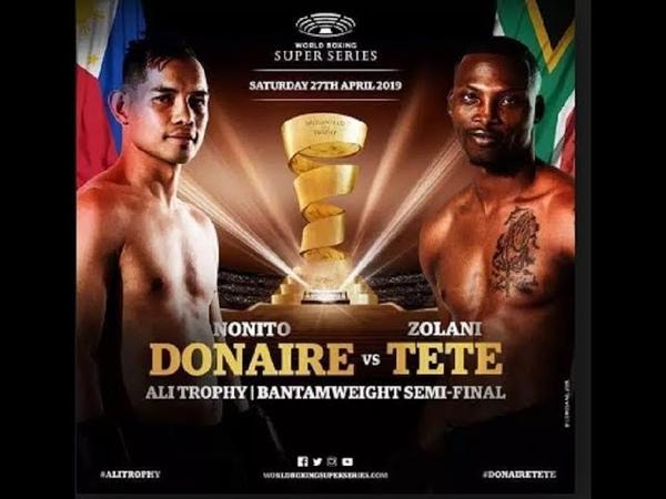Fight Night Champion Нонито Донэр - Золани Тете (Nonito Donaire - Zolani Tete)