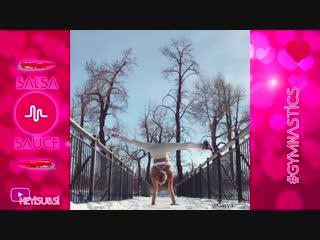 SLs Best Flexibility and Gymnastics Videos 2018 _ New #Gymnastics Compilation