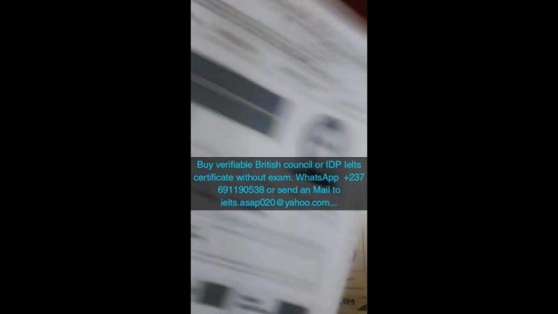 (WhatsApp:(237)662903034 buy IELTS certificate in Australia - buy IELTS Saudi Arabia- get IELTS certificate without Exam