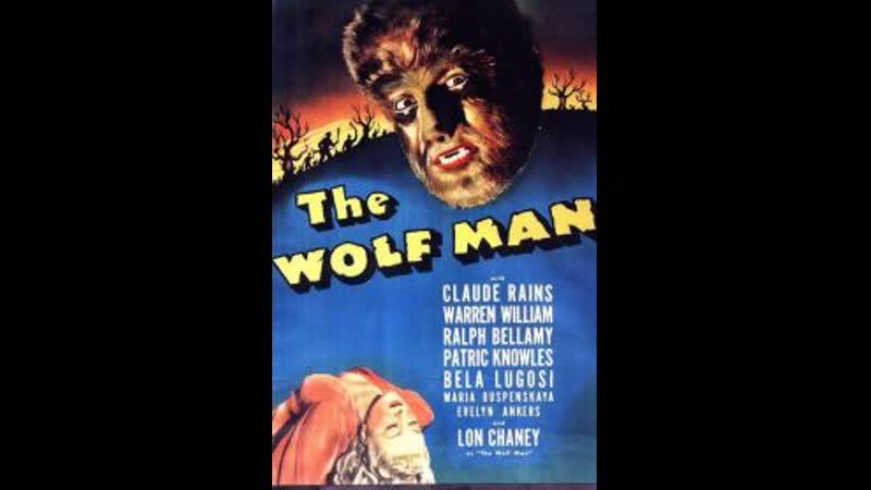 EL HOMBRE LOBO THE WOLF MAN (1941) V.O SUBT ESP