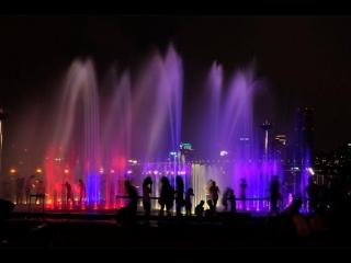 Открытие фонтана на Имеретинской набережной