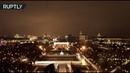 Старт зимнего сезона в Москве каток в парке Горького с высоты птичьего полёта