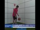 Иско укладывает мячи в корзину