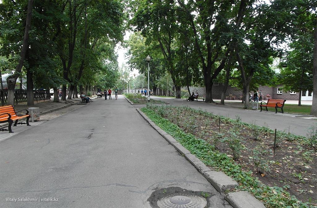 Фемили парк Алматы 2018
