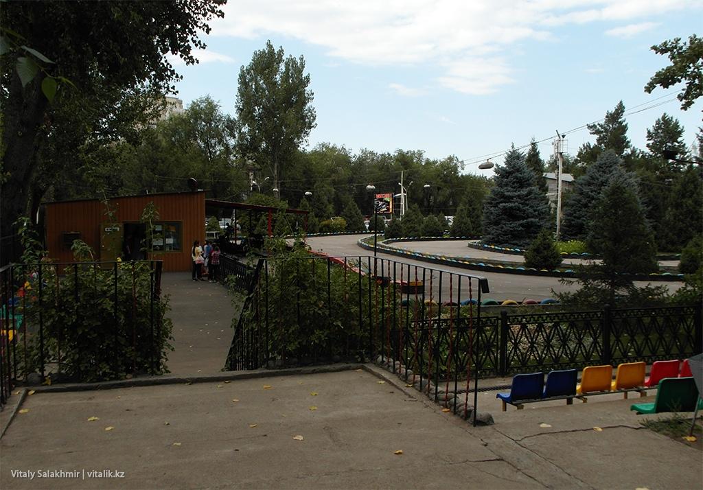 Картинг трек в Алматы, Фемили парк
