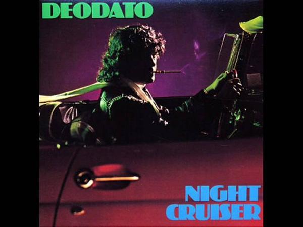 DEODATO - Night Cruiser (1980)