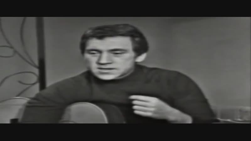 Владимир Высоцкий в Грозном 1978 Год