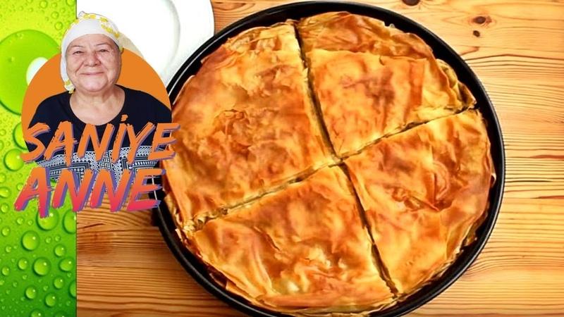 Турецкие су бёреки с мясом / Kıymalı Su Böreği Tarifi