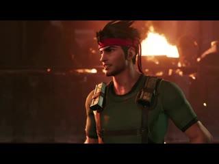 Final Fantasy VII Remake Teaser Trailer PS4