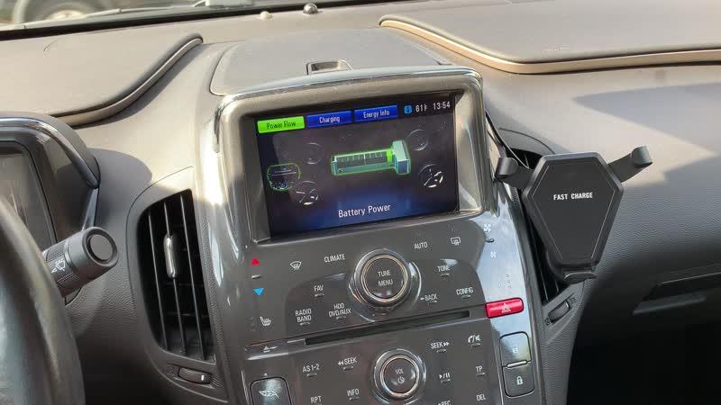 Настройка звука Chevrolet Volt