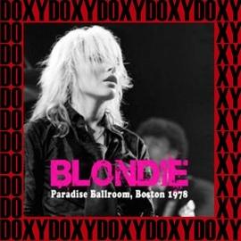 Blondie альбом Paradise, Boston, November 4th, 1978