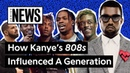 How Kanye West's '808s Heartbreak' Influenced A New Generation Of Rap Genius News