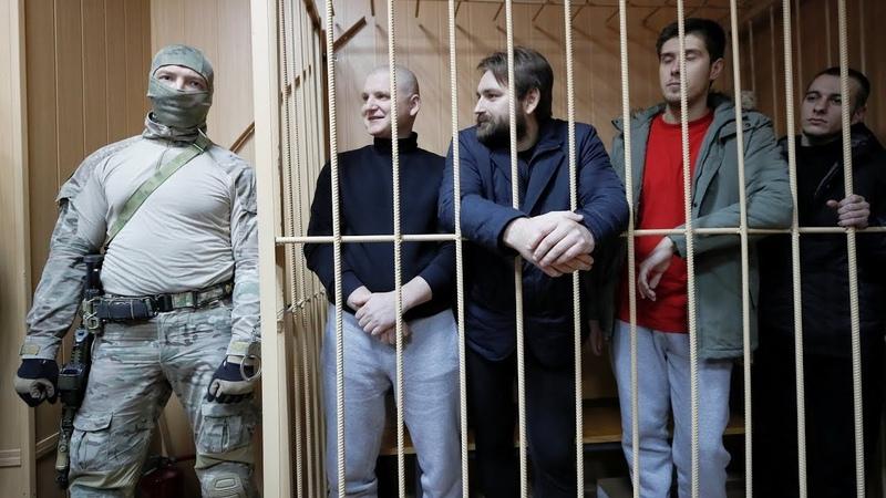 Международный трибунал ООН и украинские моряки