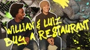 I Can't Cook, So I Own A Restaurant! | Willian Luiz Special Feature