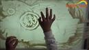 Мультстудия Радуга чудес песочная анимация Мир без войны!