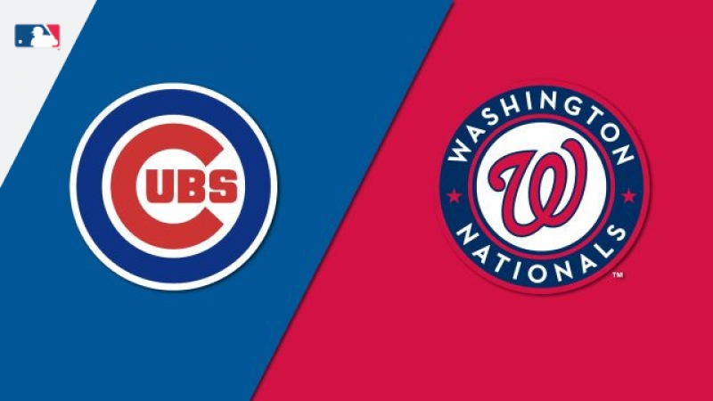 NL / 13.09.2018 / CHI Cubs @ WAS Nationals (1/1)