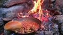 English Breakfast [Bushcraft Camp Kitchen]