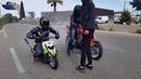 VLoG 5 Team Rpc 83 / Essais Dragscoot 90cc 2 Fast prépa Tounois-Racing / Run contre 600 Hornet