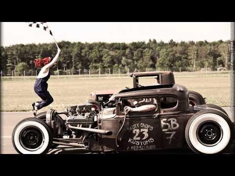 50s Rockabilly/Rock'N'Roll Mix Hot Rods