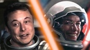 Elon Musk in Interstellar - parody mashup