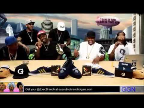 Snoop Dogg impersonates todays rappers sound-alike flow example.