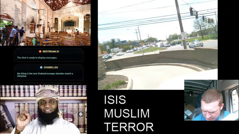 ISIS Claims SriLanka Easter Sunday Christian Massacre Revenge for NewZealand Mosque Attack