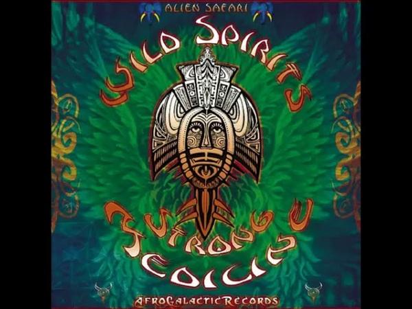 02 The SLUG - Eat_out V.A. Album_CD : Wild Spirits Strong Medicine 2004