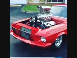 1000hp Ford Mustang