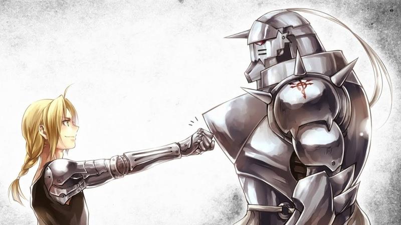 Fullmetal Alchemist [ AMV ] - Collide