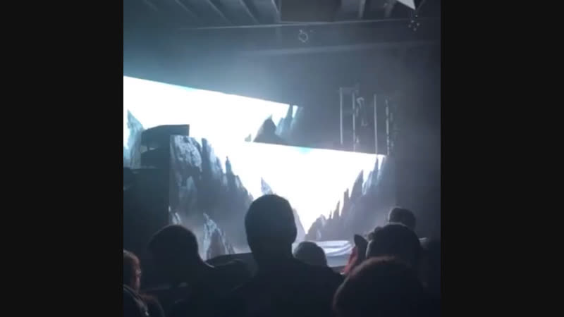 Great energy from Seven Lions