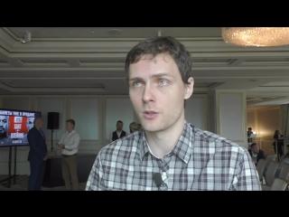 Григорий Стангрит В первом раунде Конор представляет большую угрозу для Хабиба.