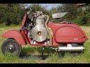 Amazing Cold Start Homemade Diesel Motorcycles and Exhaust Sound 3