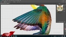 Lowpoly how to make lowpolygon by photoshop