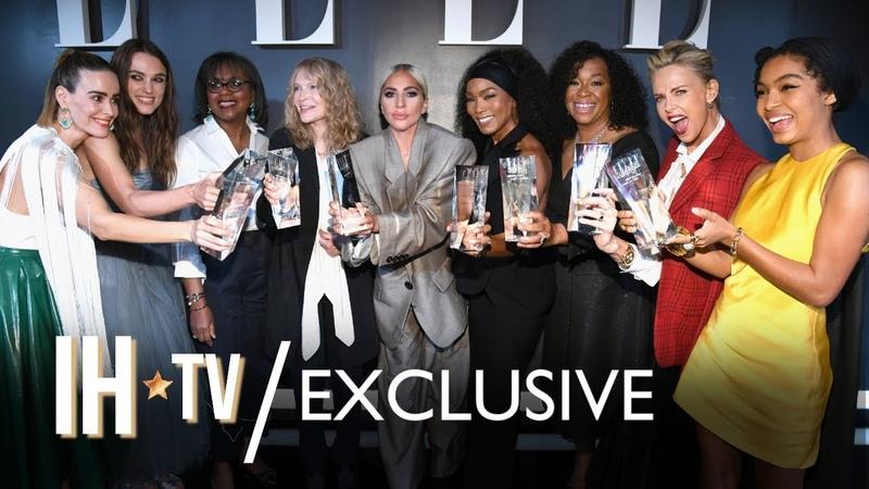 Lady Gaga, Debby Ryan, Sarah Paulson More! | ELLE Women in Hollywood Celebration Interviews