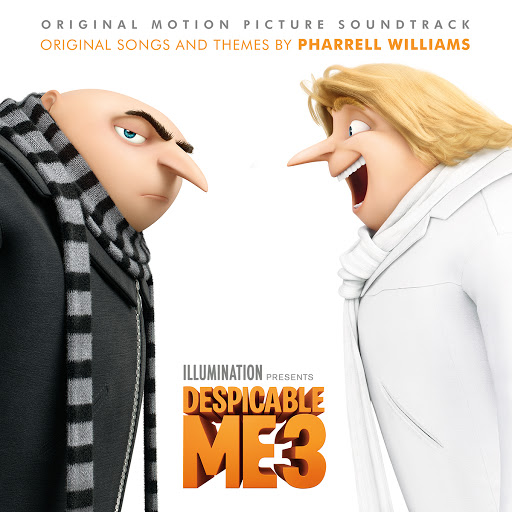 Pharrell Williams альбом There's Something Special (Despicable Me 3 Original Motion Picture Soundtrack)