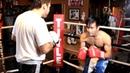 Как Выйти Из Угла с Агрессивным Соперником Техника Уклонов и Выход из Угла в Боксе
