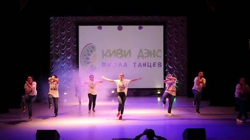 Отчетный концерт 16.12.18 - Hip-hop Mix - Боровское шоссе - Павел Пыженко