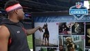 Dwayne Haskins Dishes on His Dogs Combine Performance Odd Journey to Ohio St 2019 NFL Combine