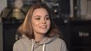 Ангелина Стречина - backstage фотосессии и интервью