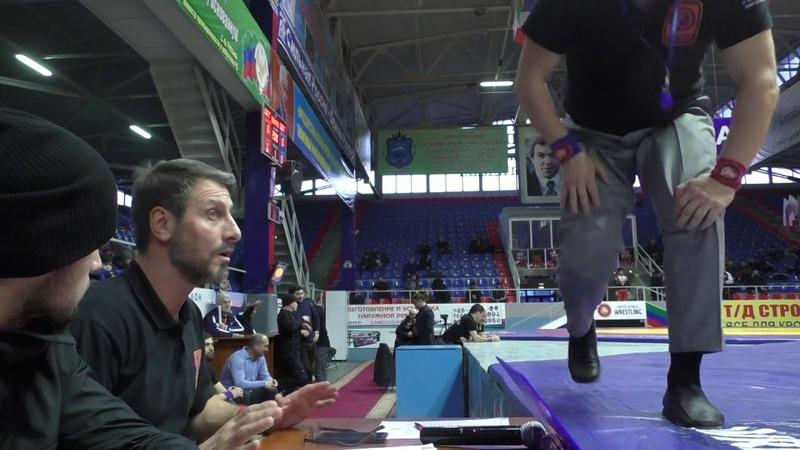 Яикбаев Гамзатбек (Махачкала) - Парилаев Газимагомед(Хасавюрт)