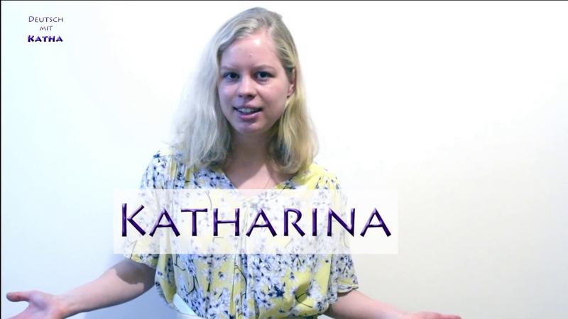 Deutsch mit Katha