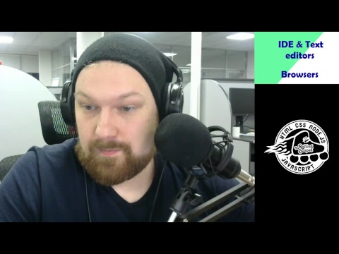 Rolling Scopes School. Educational Podcast 1. IDE text editors. Browsers.