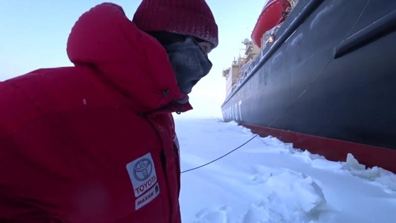 Как устроен атомный ледокол Таймыр Тайны ядерного корабля работа на крайнем Севере Часть 13 online video