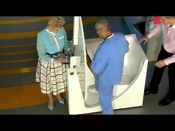 Как сделать ванную безопасной Заботимся о пожилых родителях