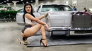 Empire Car Show Model juanita jcv Los Angeles Convention Center 4K 60fps 2018