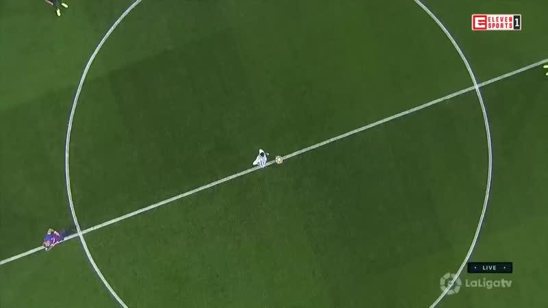 Ла Лига 24 тур/Барселона - Вальядолид  1-0 Месси 43' (пенальти).mp4