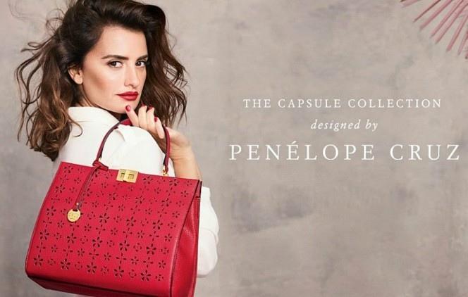 edf9a5417e23 С Скидка до 50% на женские сумки из коллекции Пенелопы Круз в магазине  «Carpisa»