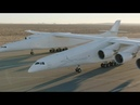 Stratolaunch High-Speed Taxi Test