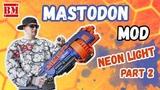 Mastodon MOD Neon light part 2